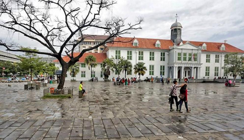Indahnya Kota Tua, Sisi Tua Dari Kota Jakarta