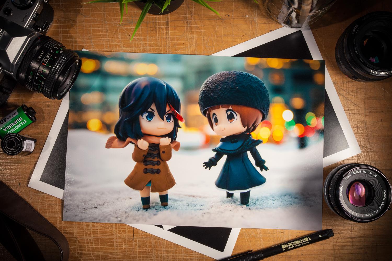 Toy Photography – Seni Foto Dengan Objek Mainan